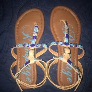 Rampage Sandals size 7.5